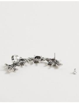 asos-design---bijou-doreille-effet-barbelé by asos-design