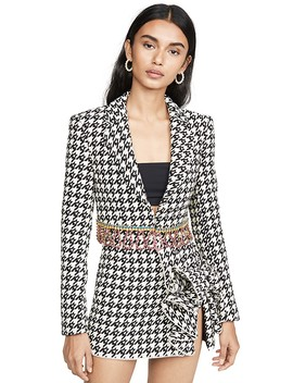 houndstooth-cropped-bolero-jacket by area