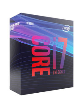 Intel Core I7 9700 K 8 Core Cpu 12 Mb 4.9 G Hz Lga 1151 8 Thread Desktop Processor by Intel