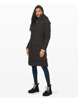 Sleet Street Long Jacket by Lululemon