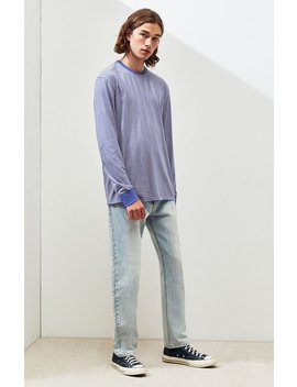 Pac Sun Charters Striped Long Sleeve T Shirt by Pacsun