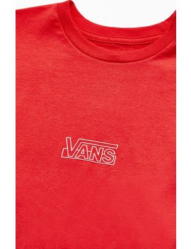 Vans Otw® Framework Long Sleeve T Shirt by Pacsun