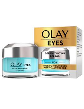 Olay Eyes Deep Hydrating Eye Gel 15ml by Superdrug