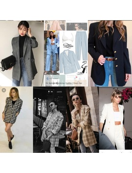 Escada Women Vintage Blazer & Skirt Suit by Escada