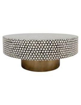 Fira Ii Coffee Table, Black & White by Freedom
