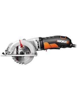 Worx Worxsaw 4 1/2 Inch Compact Circular Saw, Wx429 L by Worx