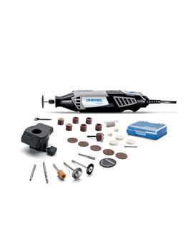 Dremel 4000 1/26 1.6 Amp Corded Variable Speed Rotary Tool, 1 Attachment And 26 Accessories by Dremel