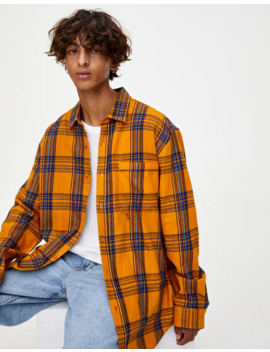 Gekleurd Geruit Overhemd by Pull & Bear