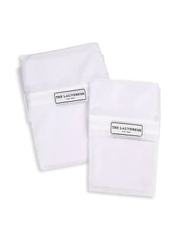 Two Piece Mesh Washing Bags by The Laundress