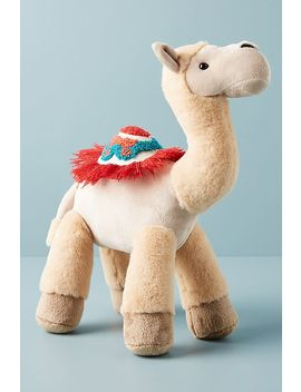 Carrie The Camel Stuffed Animal by Anthropologie