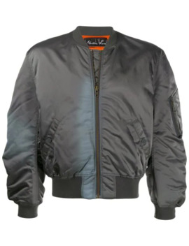 padded-bomber-jacket by martine-rose