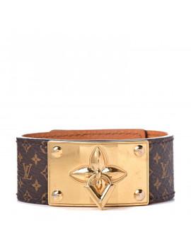Louis Vuitton Monogram Nano Essential V Bracelet 17 by Louis Vuitton