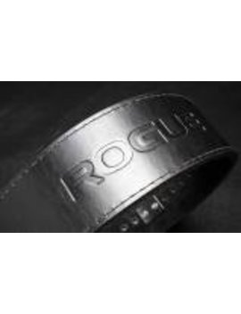 """Rogue Black Leather 13mm   4"""" Lever Belt by Rogue"""