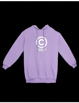 Asos Design X Christian Cowan –Sweatshirtkleid Mit Kapuze Und Logo by Asos