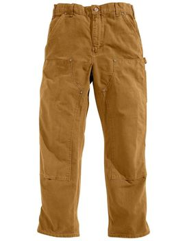 Carhartt Men's Double Front Work Dungarees by Carhartt
