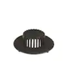 Schluter Systems Kerdi Drain Black Pvc Shower Drain by Lowe's