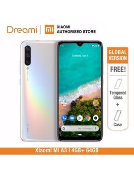 Versión Global Xiaomi Mi A3 64 Gb Rom 4 Gb Ram (Nuevo Y Sellado) Mia364 by Ali Express.Com
