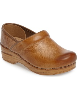 Distressed Professional Clog by Dansko