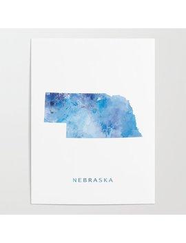 Nebraska Poster by Society6
