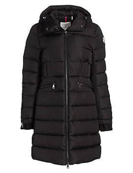 Betulong Zip Sleeve Nylon Parka by Moncler