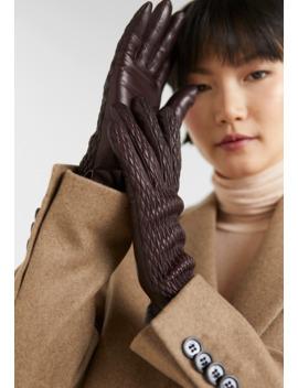 Chic Ruffle   Fingerhandschuh by Roeckl