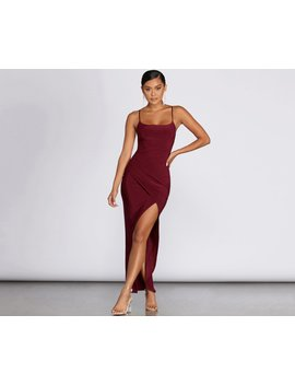 Get The Scoop Maxi Dress by Windsor