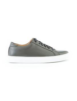 Dress Sneaker In Grey Pebble by Ace Marks