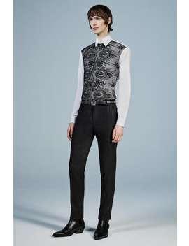 Contrast Poplin Shirt by Zara