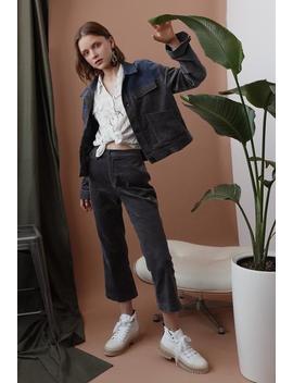 Cassia Corduroy Pants by Petite Studio