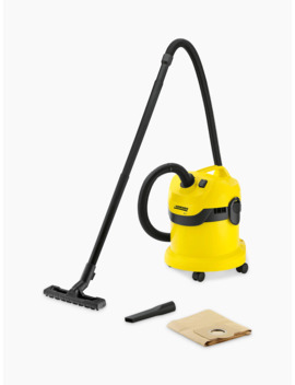 Kärcher Wd2 Wet And Dry Vacuum Cleaner by KÄrcher