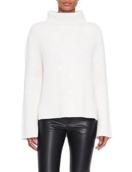 High Neck Sweater by Joseph