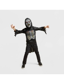 Kids' Light Up Zombie Vampire Halloween Costume   Hyde & Eek! Boutique™ by Hyde & Eek! Boutique