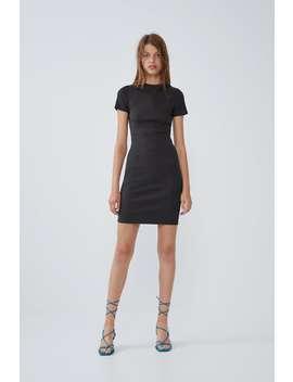 Vestido BÁsico by Zara