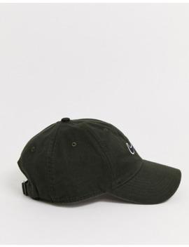 Nike Swoosh Cap In Khaki by Nike