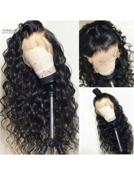 360 Lace Frontal Human Hair Wigs Loose Body Wave Pre Plucked Hairline Baby Hair Brazilian Remy Hair For Black Women by Ali Express.Com