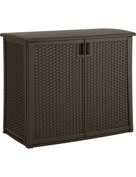 42.25 In. X 23 In. Outdoor Patio Cabinet by Suncast