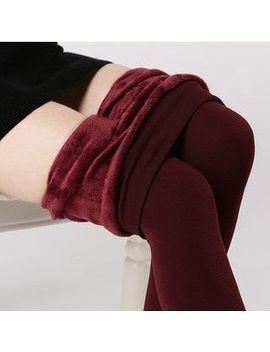 hyoty---leggins-mit-fleece-futter by hyoty