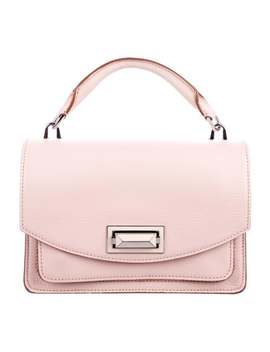 Leather Crossbody Bag by Max Mara
