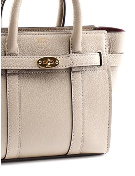 Mulberry Micro Zipped Bayswater Bag by Mulberry