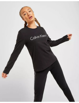 Calvin Klein Long Sleeve T Shirt by Calvin Klein