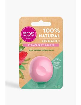 eos-organic-strawberry-sorbet-lip-balm by boohoo