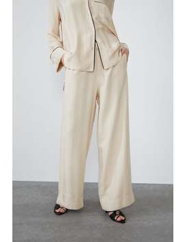 Pyjama Trousers by Zara