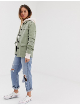 Jack Wills – Garrowby – Utility Jacke by Asos
