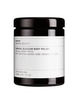 Evolve Beauty Tropical Blossom Body Polish 180ml by Evolve Beauty