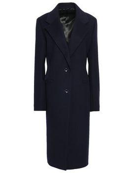 Marline Wool Blend Felt Coat by Joseph