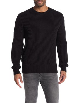 Hiren Crew Neck Sweater by Allsaints
