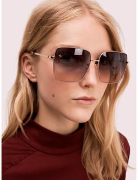 Fenton Sunglasses by Kate Spade