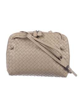Intrecciato Nodini Crossbody Bag by Bottega Veneta