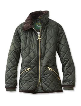Barbour® Icons Liddesdale Quilted Jacket by Orvis