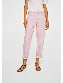 Rosa Straight Jeans by Mango